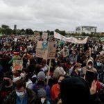 Mladi aktivisti protiv klimatskih promjena na ulicama po prvi put tijekom pandemije