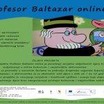 Animacijske radionice za osnovnoškolce na YouTube kanalu Profesor Baltazar