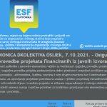 Online radionica: Osiguranje kvalitetne provedbe projekata financiranih iz javnih izvora