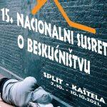 15. nacionalni susret o beskućništvu: niz događanja u Splitu i Kaštelima