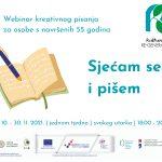 Novi ciklus online radionica kreativnog pisanja s Aidom Bagić