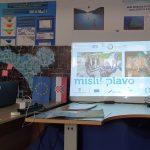 Osmišljen edukativni program za popularizaciju STEM područja kroz prizmu znanosti o moru